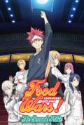 Food Wars!: Shokugeki no Soma Season 2 (Complete)