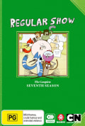 Regular Show Season 7 (Complete)