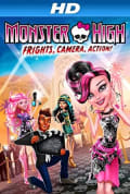 Watch Monster High: Frights, Camera, Action! Full HD Free Online