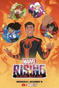 Marvel Rising: Playing with Fire (2019)