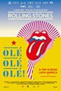 The Rolling Stones Olé, Olé, Olé!: A Trip Across Latin America (2016)