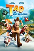 Tad: The Explorer (2012)