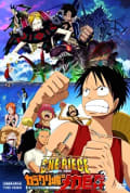 Watch One Piece: The Giant Mechanical Soldier of Karakuri Castle Full HD Free Online