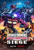 Transformers: War for Cybertron Trilogy Season 1 (Complete)