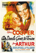 Watch Mr. Deeds Goes to Town Full HD Free Online