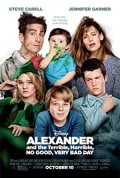 Watch Alexander and the Terrible, Horrible, No Good, Very Bad Day Full HD Free Online