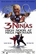 3 Ninjas: High Noon at Mega Mountain (1998)