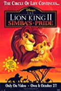 The Lion King 2: Simba's Pride (1998)