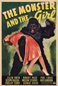 The Monster and the Girl (1941)