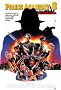 Police Academy 6: City Under Siege (1989)