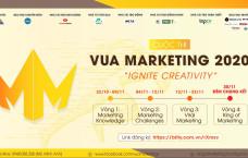 Bùng nổ với Lễ phát động Cuộc thi Vua Marketing 2020 – Ignite Creativity