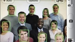 Cười té ghế với công nghệ nhận diện khuôn mặt