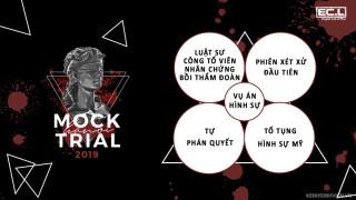 Thử sức với Pháp luật Tố tụng hình sự Hoa Kỳ - Hanoi Mock Trial 2019