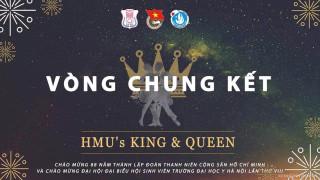 Vòng Chung Kết cuộc thi King & Queen: Nét đẹp sinh viên Y Hà Nội