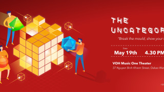 """TEDxDienBienPhuSt 2019: """"THE UNCATEGORIZED"""""""