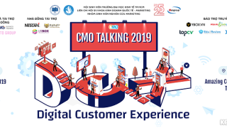 CMO TALKING 2019: DIGITAL CUSTOMER EXPERIENCE