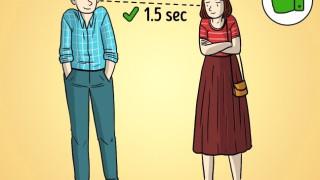 Ngôn ngữ cơ thể sẽ tiết lộ sự thật về mối quan hệ của bạn
