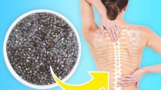 10 điều sẽ xảy ra với cơ thể bạn nếu bạn ăn hạt chia mỗi ngày