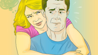 Cách để Đối phó với bạn trai cư xử thô bạo khi giận dữ