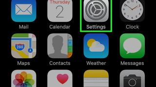 Kiểm tra dữ liệu di động sử dụng trên iPhone