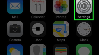 Đăng xuất Mail trên iPhone