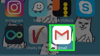 Tìm email lưu trữ trên Gmail