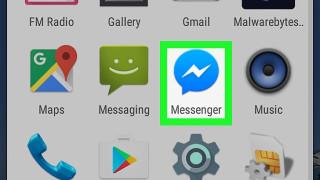 Xem tin nhắn từ người lạ trong Facebook Messenger trên thiết bị Android
