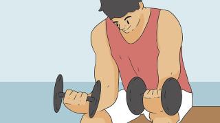 Tăng cường sức khỏe cổ tay