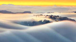 Dậy từ 3h sáng săn biển mây phủ kín Đà Lạt