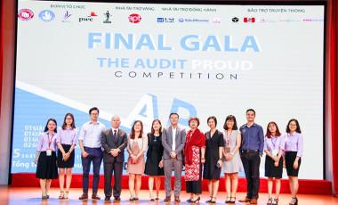 Cuộc thi The Audit Proud – nơi ươm mầm  những kiểm toán viên tương lai
