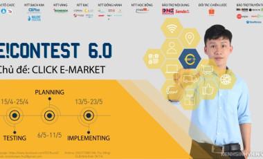 [E!CONTEST 6.0] ĐÊM GALA CHUNG KẾT CUỘC THI E!CONTEST 6.0: CLICK E-MARKET
