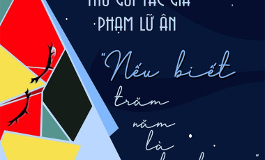 """Cuộc thi viết """"Thư gửi tác giả Phạm Lữ Ân"""""""