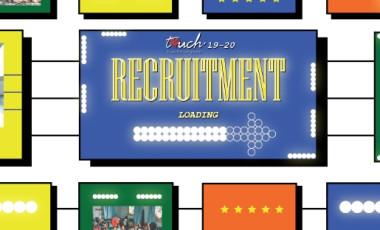 Tuyển Tình nguyện viên dự án cho trại hè tiếng Anh TOUCH 19-20