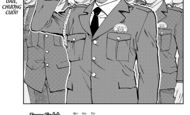 Wild Police Story chap 6 [Tiếng Việt]
