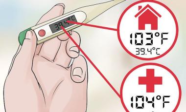 Nhận biết dấu hiệu bị sốt