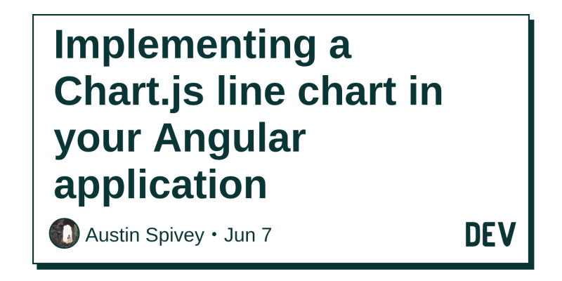 Implementing a Chart js line chart in your Angular