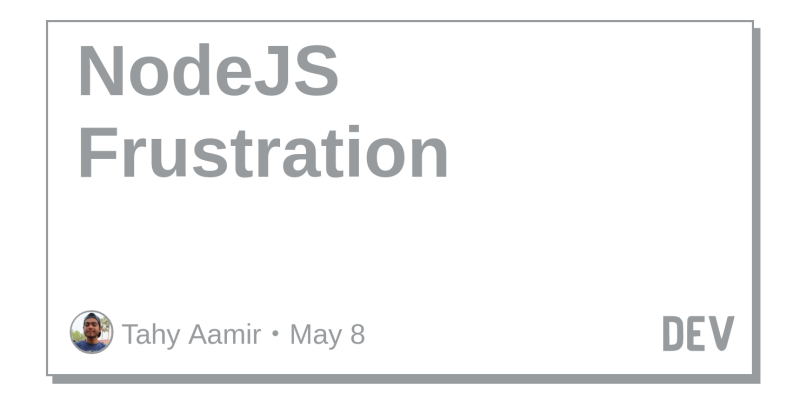 Well they say it's headless cms