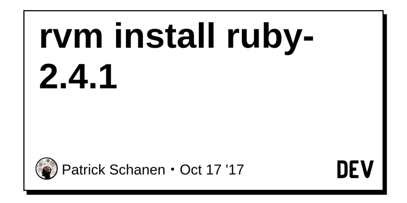 install rails rvm ubuntu