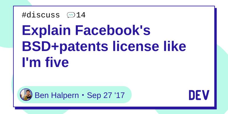 Platform Policy - Facebook for Developers