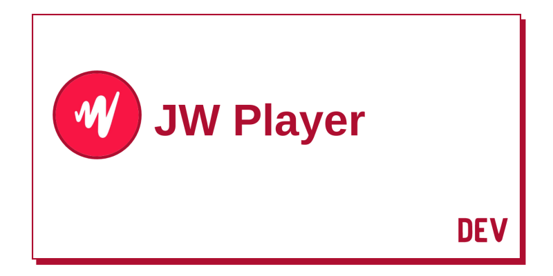 JW Player - DEV Community 👩 💻👨 💻