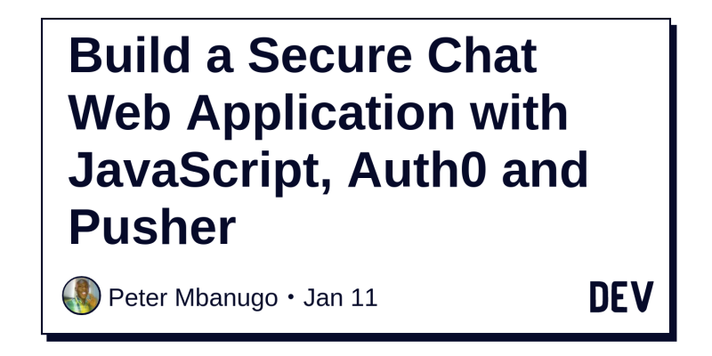 javascript chat