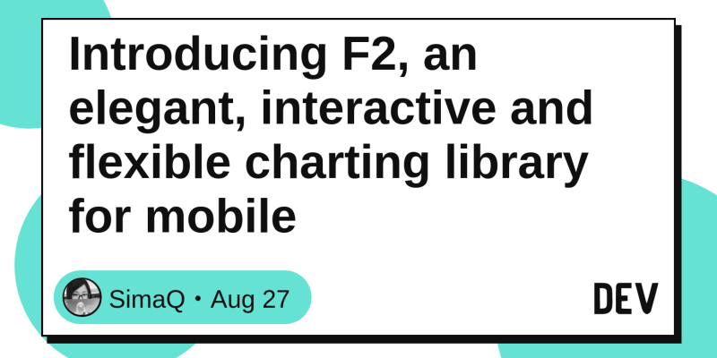 Introducing F2, an elegant, interactive and flexible