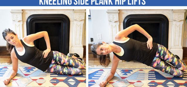 15-Minute Core Workout (Emphasis on Obliques)