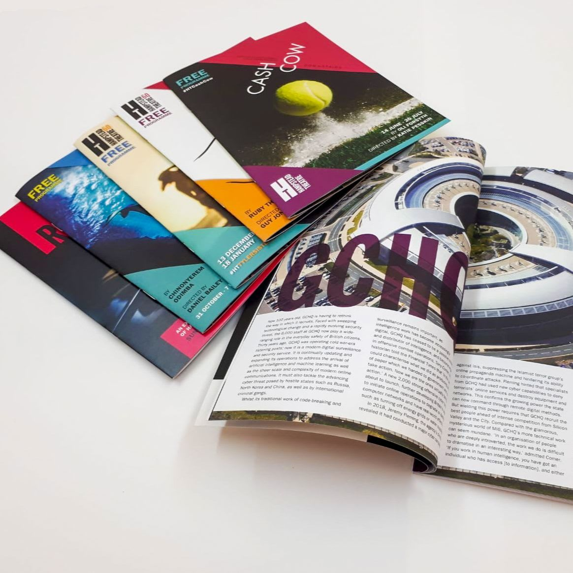Print Booklets