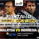 Prediksi Sea Games Malaysia vs Indonesia 26 Agustus 2017