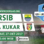 Prediksi Bola Persib vs Mitra Kukar 27 Oktober 2017