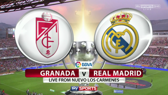 Prediksi Granada vs Real Madrid 7 Mei 2017