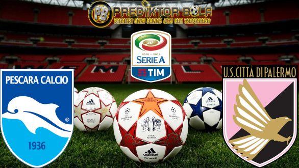 Prediksi Bola Pescara vs Palermo 23 Mei 2017