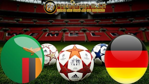 Prediksi Bola Zambia U20 vs Jerman U20 31 Mei 2017