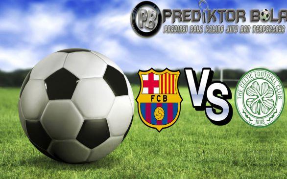 Prediksi Bola Barcelona vs Celtic 31 Juli 2016